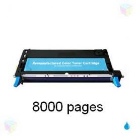 toner cyan pour imprimante Dell 3115cn équivalent 593-10166