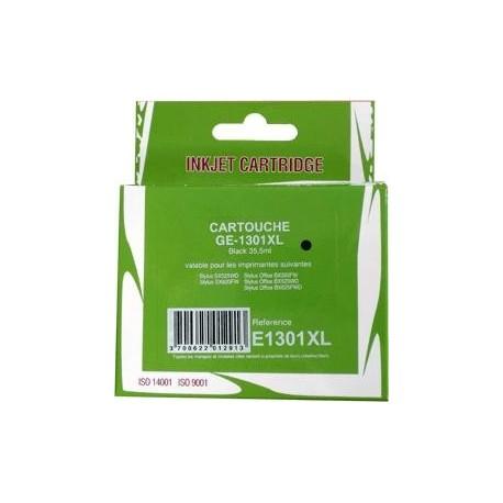 cartouche noir pour imprimante Epson Stylus Sx620fw équivalent T13014020