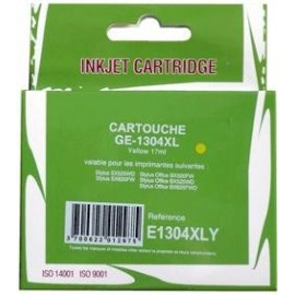 Cartouche yellow compatible Epson T13044020
