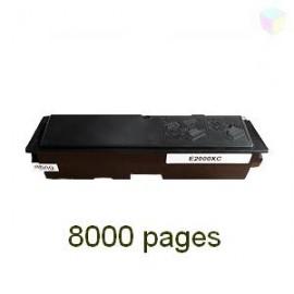 toner noir pour imprimante Epson Aculaser M2000 équivalent C13S050435