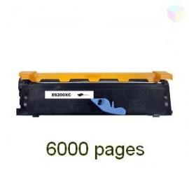 toner noir pour imprimante Epson Epl 6200 équivalent C13S050166