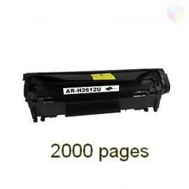 toner noir pour imprimante Canon Lbp 2900 équivalent EP703