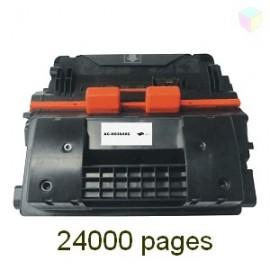 toner noir pour imprimante HP Laserjet P4015 équivalent CC364X