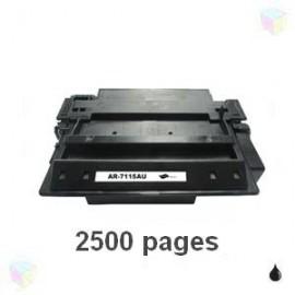 toner noir pour imprimante Canon Lbp 1210 équivalent EP25