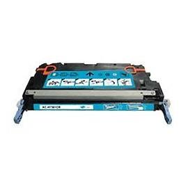 toner cyan pour imprimante HP Color Laserjet 3800 équivalent Q7581A