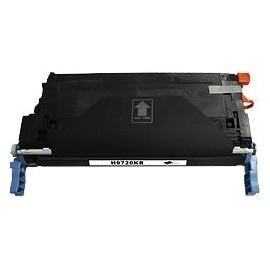 toner noir pour imprimante HP Color Laserjet 4600 équivalent C9720A