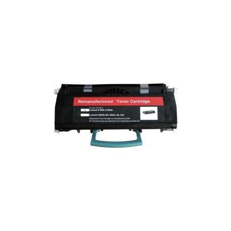 toner noir pour imprimante Lexmark E360d équivalent E360H11E