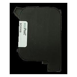 Pack 2 cartouches pour imprimante Pitney Bowes Dp 200 équivalent SC200B - DE6128
