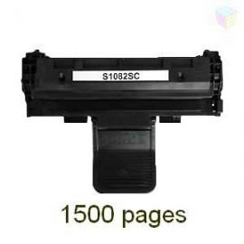 toner noir pour imprimante Samsung Ml 1640 équivalent MLTD1082S