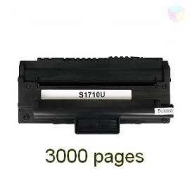 toner noir pour imprimante Lexmark Optra X 215 équivalent 18S0090