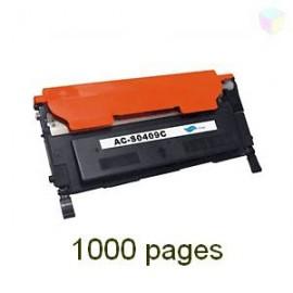 toner cyan pour imprimante Samsung Clp 310 équivalent CLT-C4092S