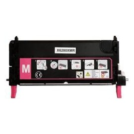 toner magenta pour imprimante Xerox Phaser 6280n équivalent 106R01393