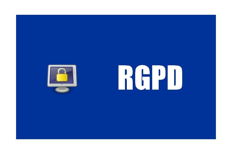 Cartouches en stock et le RGPD